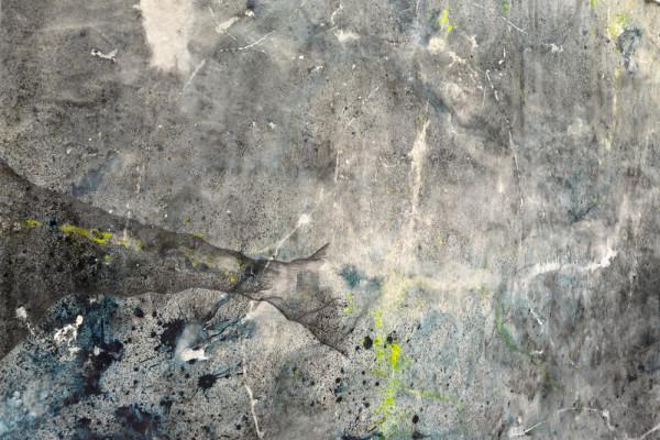 002b_Raunacht III, 940 x 210 cm, 2016_17 Detail