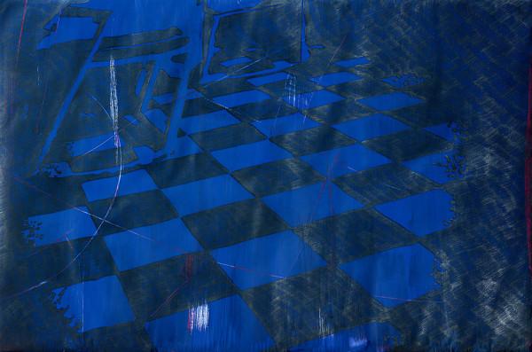 05_Zeichnung_OhneTitel(Boden) aus Song of me II, Graphit auf Acryl auf Papier, 100 x 150 cm, 2008_